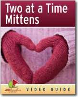 Two-at-a-Time Mittens