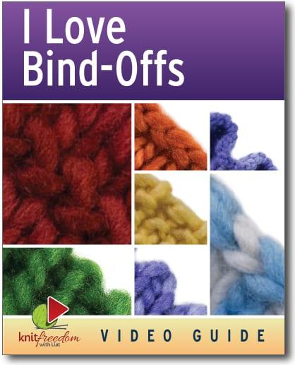 I Love Bind-Offs ebook cover