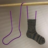 Signature Needles sock blockers