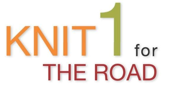 Knit 1 for the Road by Margaret Nock logo