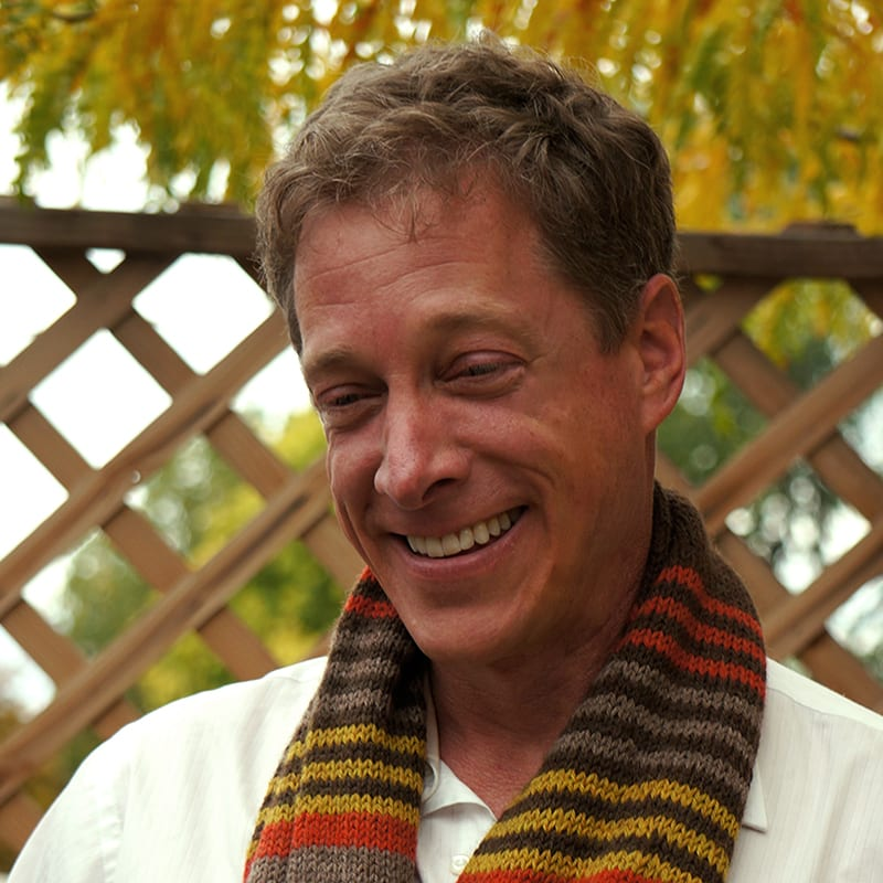 Knitting for men - Brian Murphy headshot