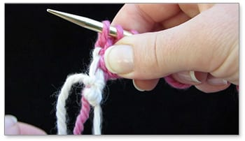 garter tab step 4 - remove provisional co