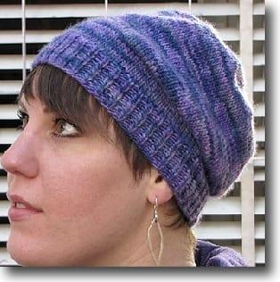 intermediate knitting-03-basic hat
