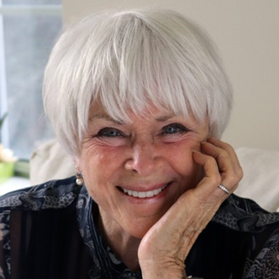 Byron Katie Founder of The Work
