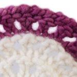 Frilled Standard Bind-Off - Best Bind-Off for Lace
