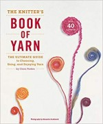 Knitters Book of Yarn Clara Parkes book cover