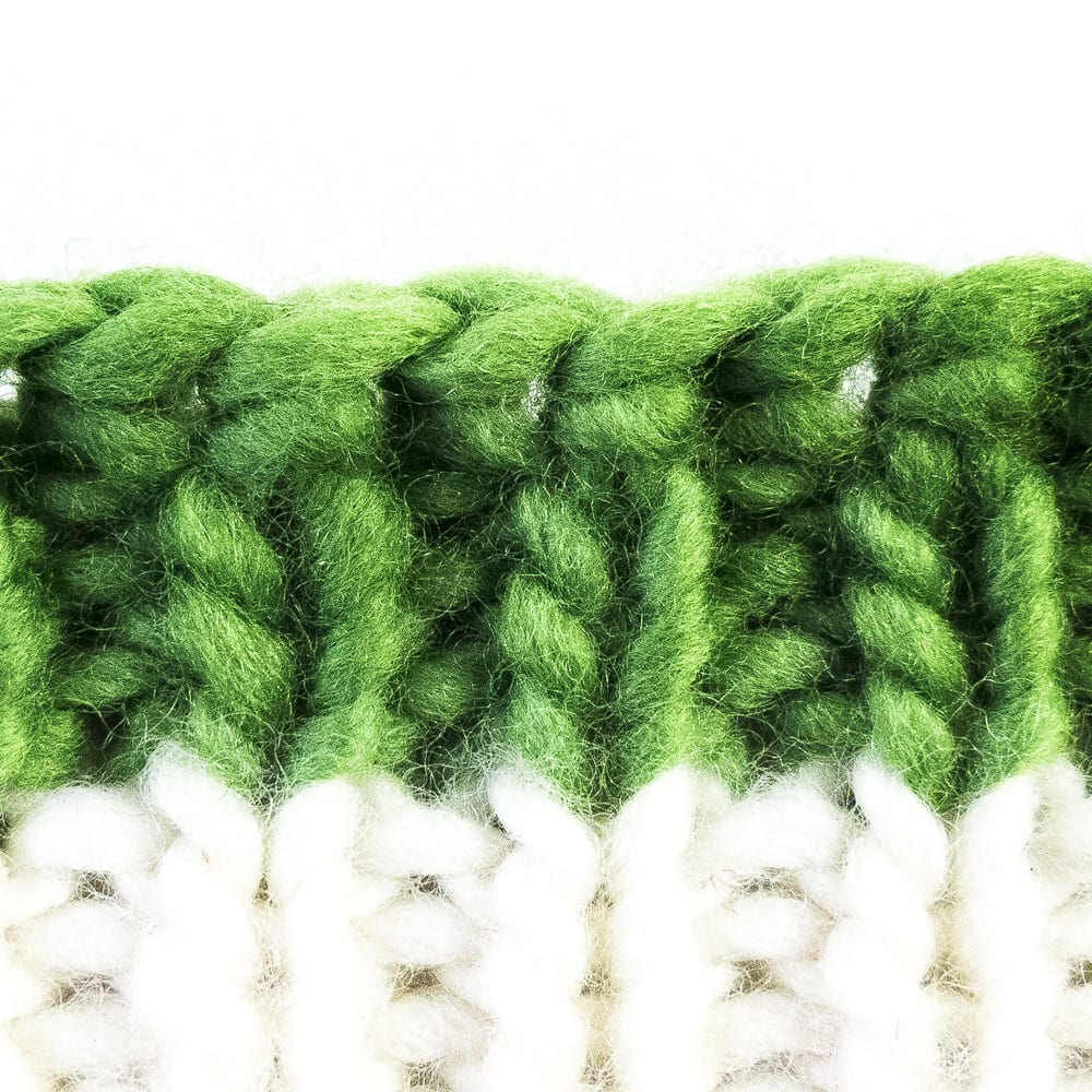Jeny's Surprisingly-Stretchy Bind-Off (JSSBO) for 1×1 Rib