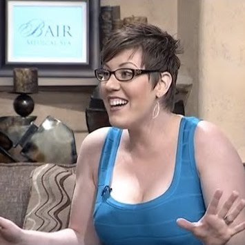 Style New Mexico TV Appearance – How Knitting Can Save Your Life