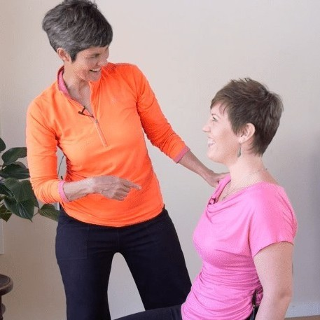 5 Ways To Relieve Knitting Back, Shoulder, and Neck Pain – Demo by Esther Gokhale