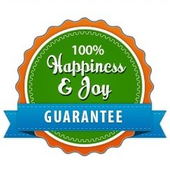 Happiness and Joy Guarantee KnitFreedom square crop