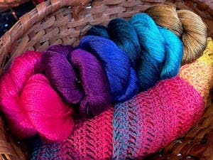 Choosing The Right Color Of Yarn