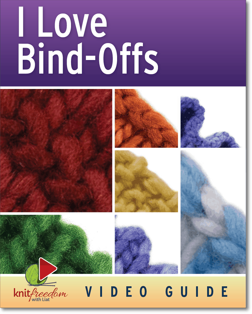 I Love Bind Offs Video Knitting Library