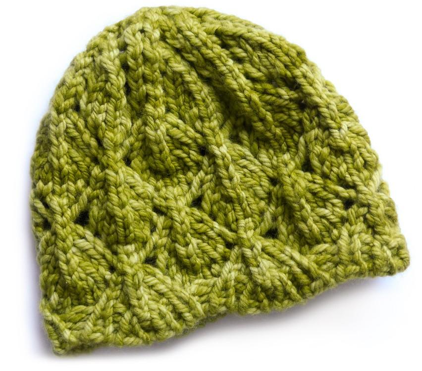 Foliage Toddler Hat