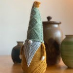 Gnot Just Another Gnome Charted Cabled Gnome by Sarah Schira